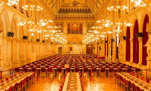 Vienna City Hall: Festival Hall