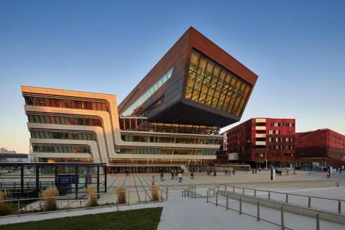 Campus der Wirtschaftsuniversität